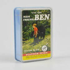 Mein Freund Ben Quartett Nr. 316 - Piatnik-Wien - altes Kartenspiel - Ivan Tors