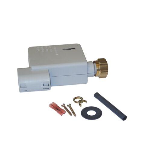 NEU Ventil Aquastop Spülmaschine wie Bosch Siemens Neff Constructa 00091058