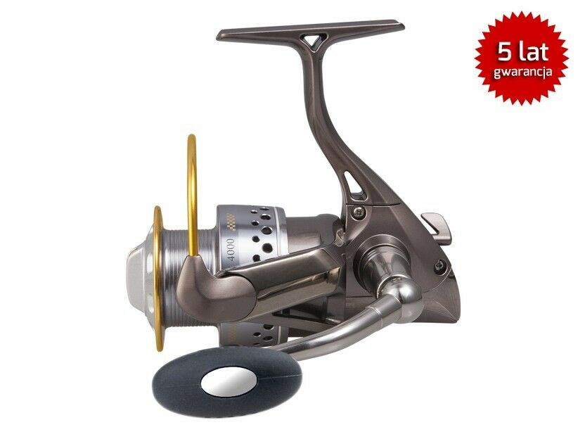 Ryobi  Zauber FD   series  1000-4000   spinning reel with front drag   ZAB-  the classic style
