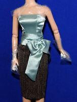 "Anne Harper Dress only 16"" Tonner Fits Tyler Brenda No Doll No Accessories"