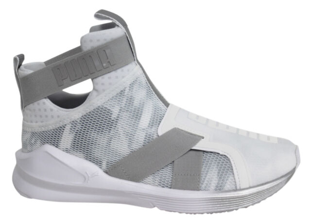 Puma Fierce Strap Swan - zapatillas bota mujer 38 blanco. Acerca de este  producto. Puma Feroz Tira Cisne sin Cordones Zapatillas Blancas Mujer  189461 02 M4 8b1fe879b4a8