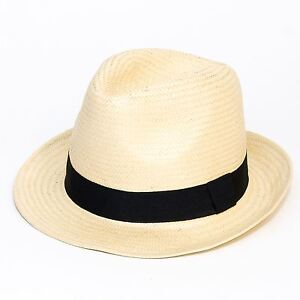 Woven-Straw-Style-Beige-Trilby-Hat