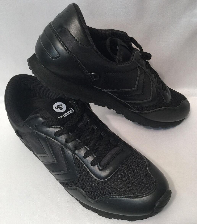 Hummel Reflex Total Schuhe Sneaker schwarz NEU Gr. 42 //07