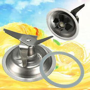 Stainless-Steel-Blender-Cross-Blade-Cutter-Replacement-Part-For-Black-amp-Decker
