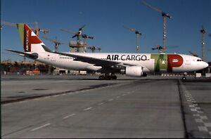 Aircraft Slide TAP Air Portugal Air Cargo A330-202 CS-TON