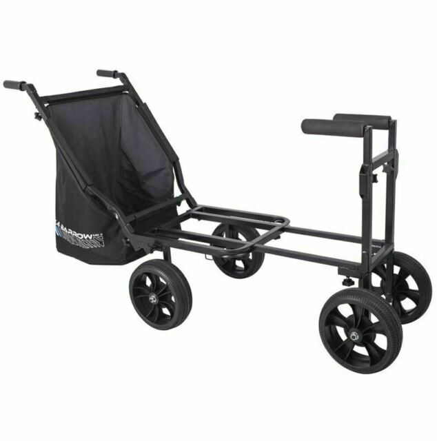 Map X4 Barrow.Map Sb0065 X4 Extending Four Wheel Barrow Black