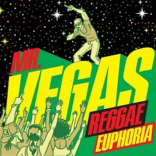 MR.VEGAS - REGGAE EUPHORIA  CD NEU