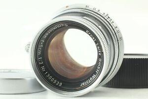 EXC-5-Leica-Ernst-Leitz-GmbH-Wetzlar-Summicron-5cm-50mm-f-2-M-Mount-aus-Japan