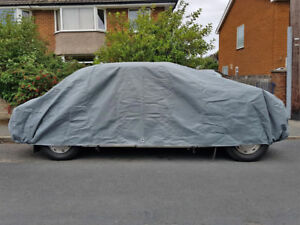 ROLLS ROYCE SILVER SPIRIT LUXURY FULLY WATERPROOF CAR COVER COTTON LINED