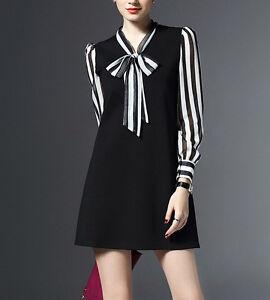 Vestito-Donna-Mini-Manica-a-Camicia-Woman-Mini-Dress-Shirt-Sleeves-110207