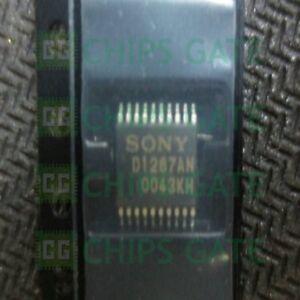 2PCS-CXD1267AN-TSSOP-20-CCD-Vertical-Clock-Driver