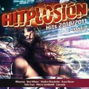 HITPLOSION-HITS-2010-2011-VOL-2-CD-TAIO-CRUZ-ROSENSTOLZ-CASCADA-UVM-NEU