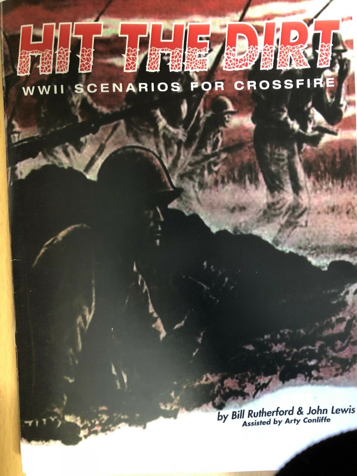 HIT THE DIRT - WWII SCENARIOS FOR CROSSFIRE