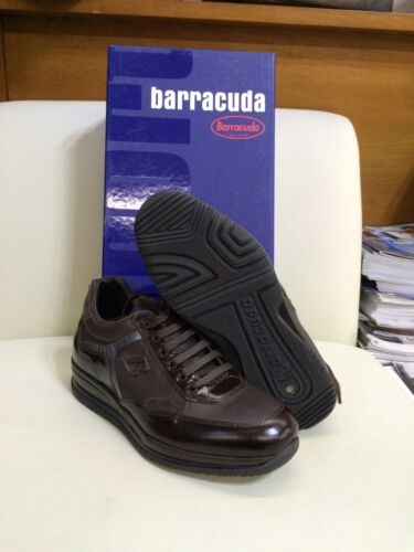 Eu In 9 tg N°40 6 Sconto Scarpa Fabi By Italy 40 Made 43 E Barracuda Uomo wSHv6g