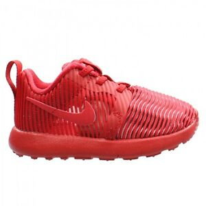 Details about Nike Roshe One Flight Weight (TDV) # 819691 602 University Red Toddler SZ 4 10