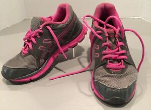 Women-039-s-6-Pink-Asics-Gym-Shoes