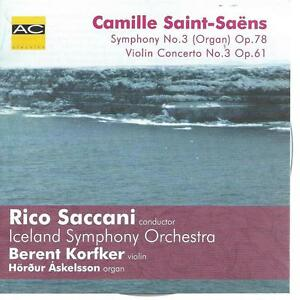 CD-album-SAINT-SAENS-SYMPH-No-3-organ-op78-VIOLIN-CONCERTO-No3-op-61-ICELAND-SYM