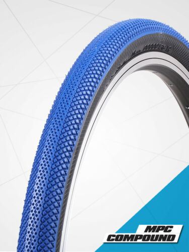 """Blue Tread BMX Tire from Vee 24 x 1.1//8/"""" Speedster Foldable Tyre suit 520mm"""