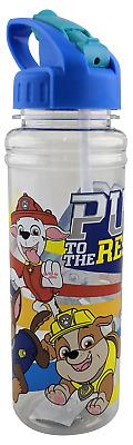DISNEY PAW PATROL BOYS KIDS 769ML SOFT SPOUT TRITAN DRINK BOTTLE