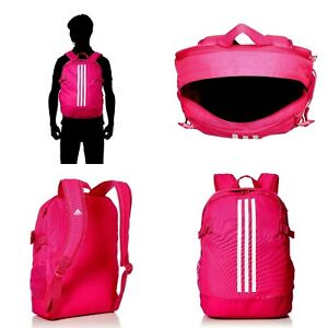 56c0ceb83e73f7 Image is loading Adidas-Backpack-Sports-Laptop-Travel-School-Gym-Bag-