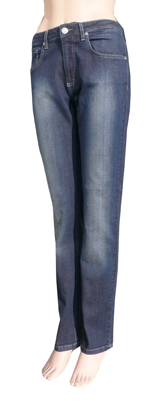 Colac Martha Jeans Damenjeans dark used 36 - 52 Lg. 30 32 34 Damenhose 4290556
