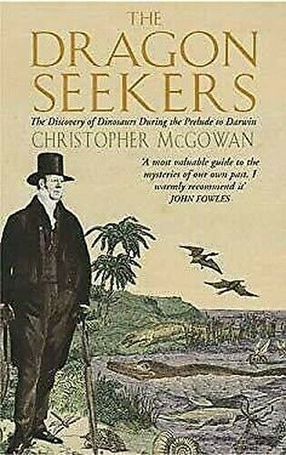 Dragon Seekers Taschenbuch Christopher Mcgowan