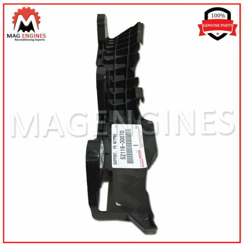 52116-30070 GENUINE FRONT BUMPER SIDE SUPPORT LH FOR LEXUS GS300 GS350