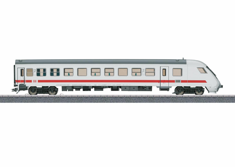 Märklin H0 40503 Ic-Control Car 2nd Class DB Ag - New +Box