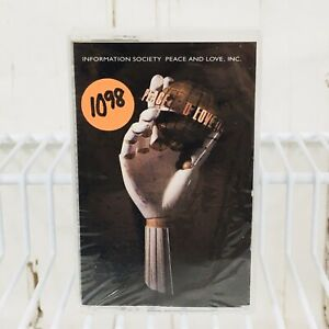 Information-Society-CASSETTE-Peace-and-Love-Inc-SEALED