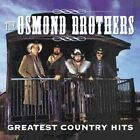 Greatest Country Hits by The Osmonds (CD, Sep-2003, Curb)