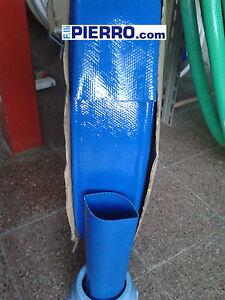 Tubo-Lay-Flat-dn-40-50-1-034-1-2-2-manichetta-BOBINA-100-mt-layflat-blu-irrigazione