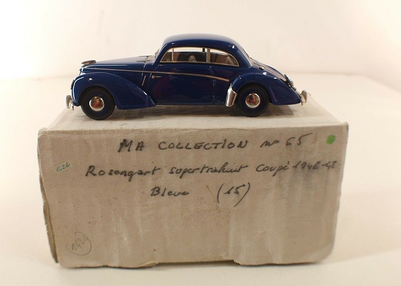 Ma Collection (Swiss) No. 65 pinkngart Supertrahuit Coupé 1946 Ed No. 15 1 43