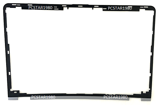 """HP Envy x360 M6-AQ005DX 15.6/"""" NEW Silver Screen Front Bezel Overlay Frame FAST"""