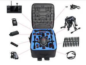 Carrying Backpack Shoulder Bag Case for Yuneec Typhoon H 480 Drone RC Quadcopter