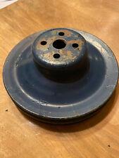 1958 1959 1960 1961 1962 Cadillac Water Pump Pulley