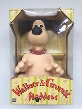 Wallace & Gromit Aardman Animations Nodder Bobblehead Gromit Boxed 11691 Gromit