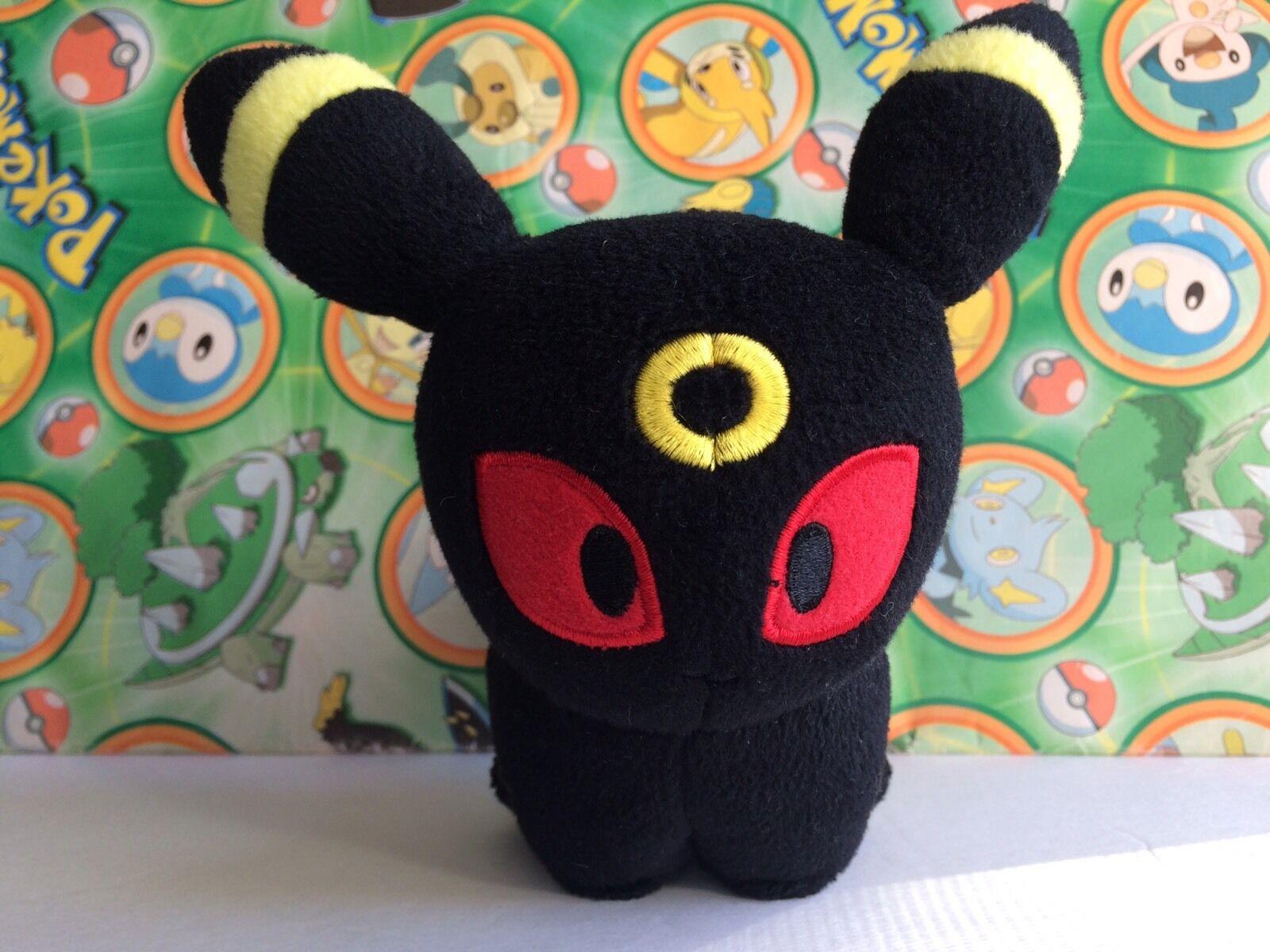 Pokemon Center Plush Pokedoll Umbreon Doll stuffed Animal figure Toy USA Seller