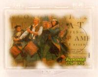 1976 Bicentennial Quarter Dollar 2x3 Snap Lock Coin Holder, 3 Pack