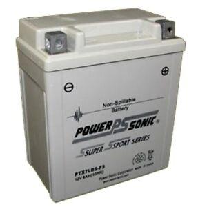 Tv, Video & Audio Gehorsam Batterie Yacht Ctx7l-bs 85cca 12v 6ah Ovp Ersatz Hochwertige Materialien Akkus