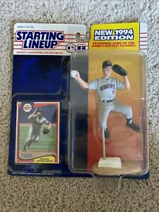 1994 Chuck Knoblauch Starting Lineup Figure Baseball Minnesota Twins