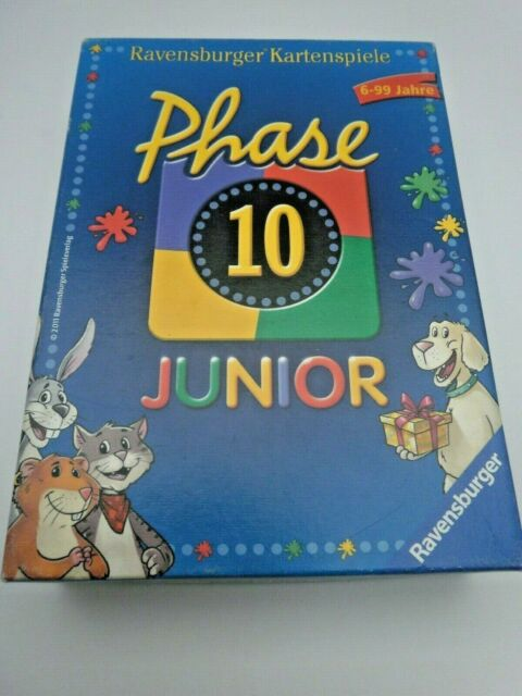 Phase 10 Junior Anleitung