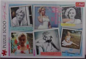 Marilyn Monroe ~ 1000 Piece Trefl Jigsaw Puzzle
