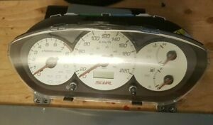 02-04 Honda Civic SiR EP3 Instrument Gauge Cluster CDM