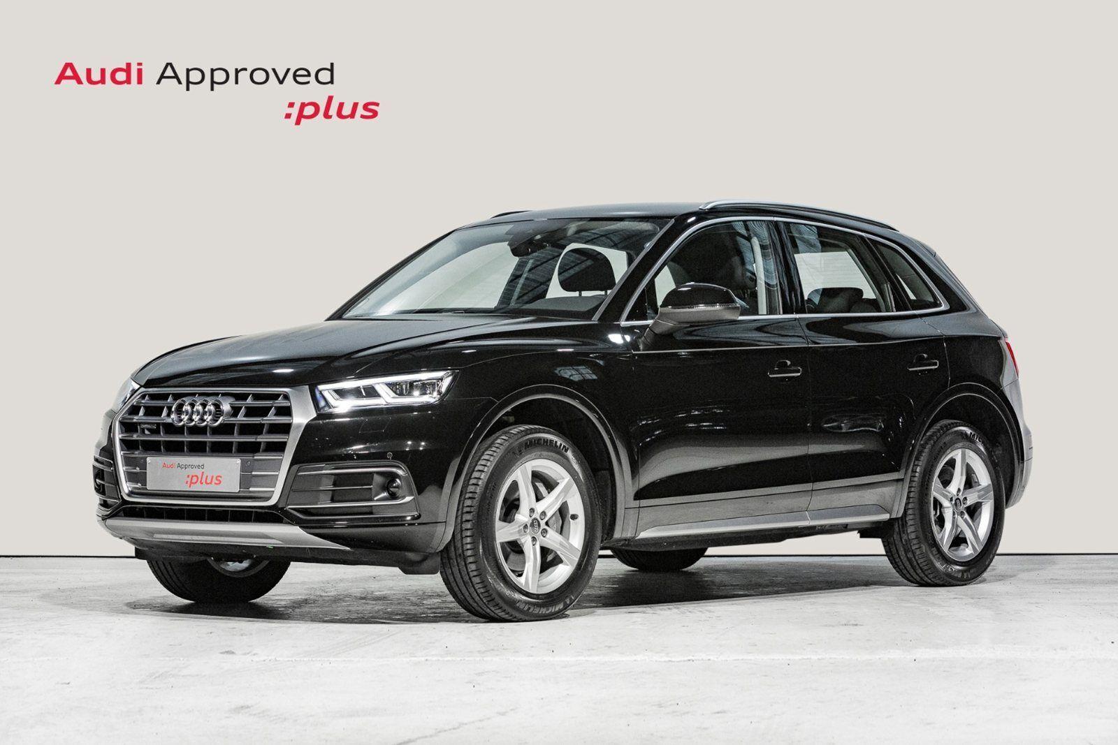 Audi Q5 2,0 TDi 190 Sport quattro S-tr. 5d - 725.000 kr.