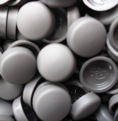 Petit-med-grand med ardoise snap on dôme vis cover caps avec rondelle