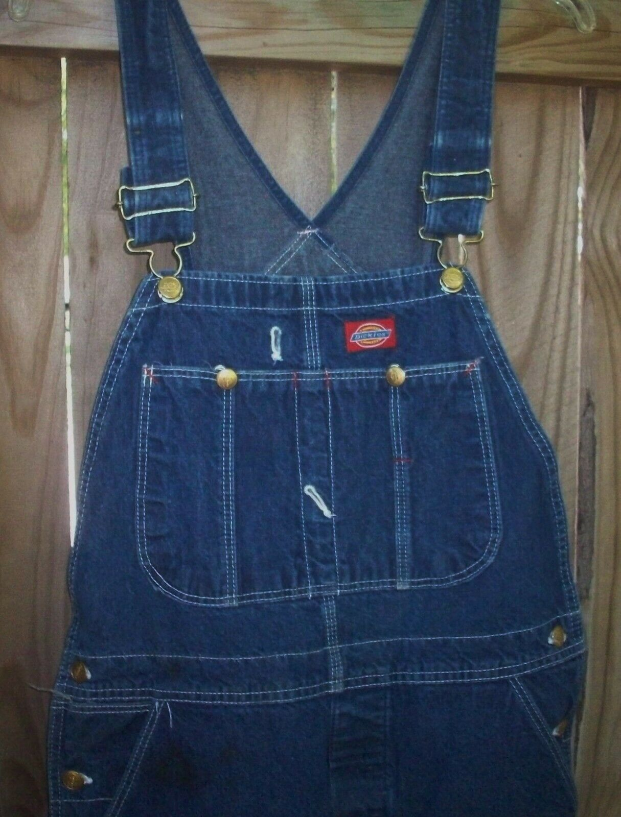 Vintage Dickies Overalls Size 34x34 - image 2