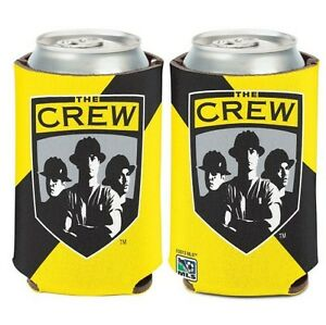 COLUMBUS CREW NEOPRENE CAN BOTTLE COOZIE KOOZIE COOLER FREE SHIPPING!