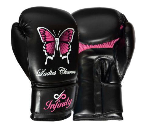 Womens Boxing Gloves MMA Training Ladies Punching Mitts Bag Mitts Muay Thai