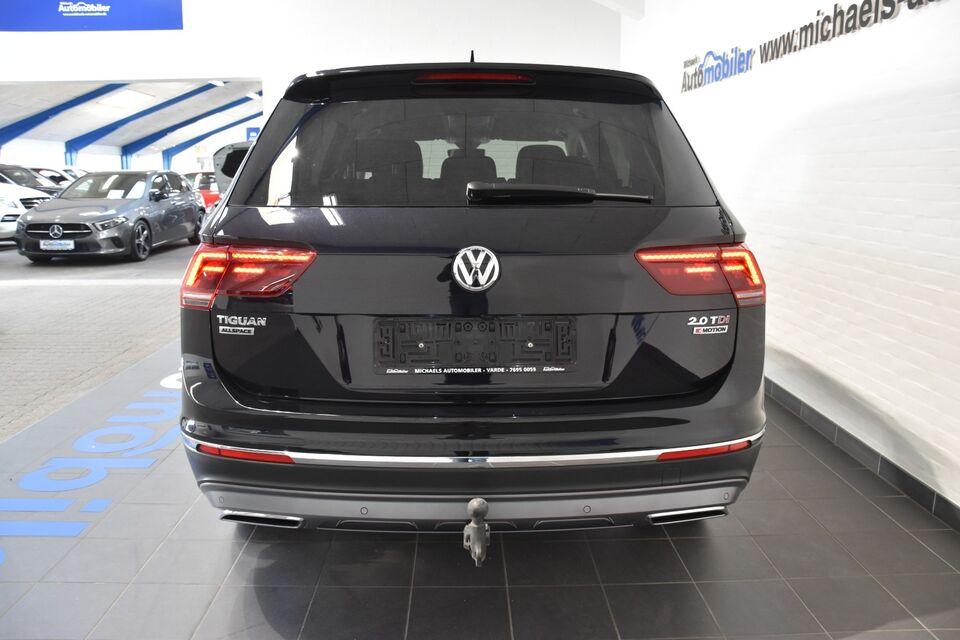 VW Tiguan Allspace 2,0 TDi 190 Highline DSG 4M Diesel 4x4 4x4