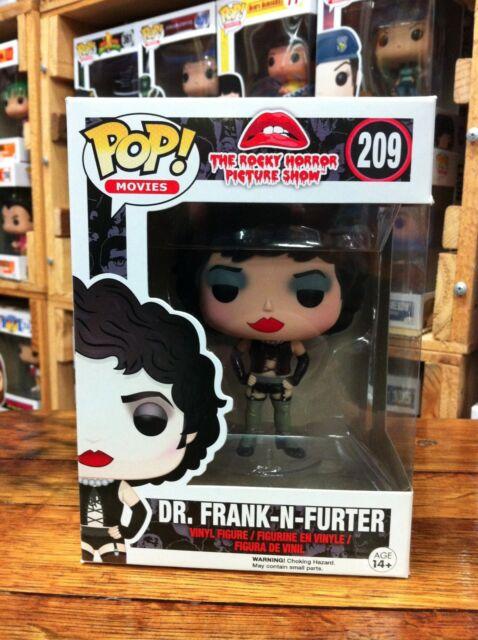 Rocky Horror Picture Show Dr Frank N Furter Funko Pop Vinyl Figure